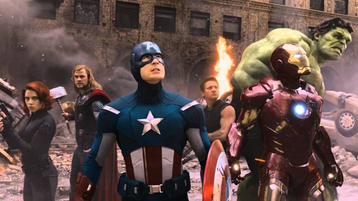 avengers vingadores