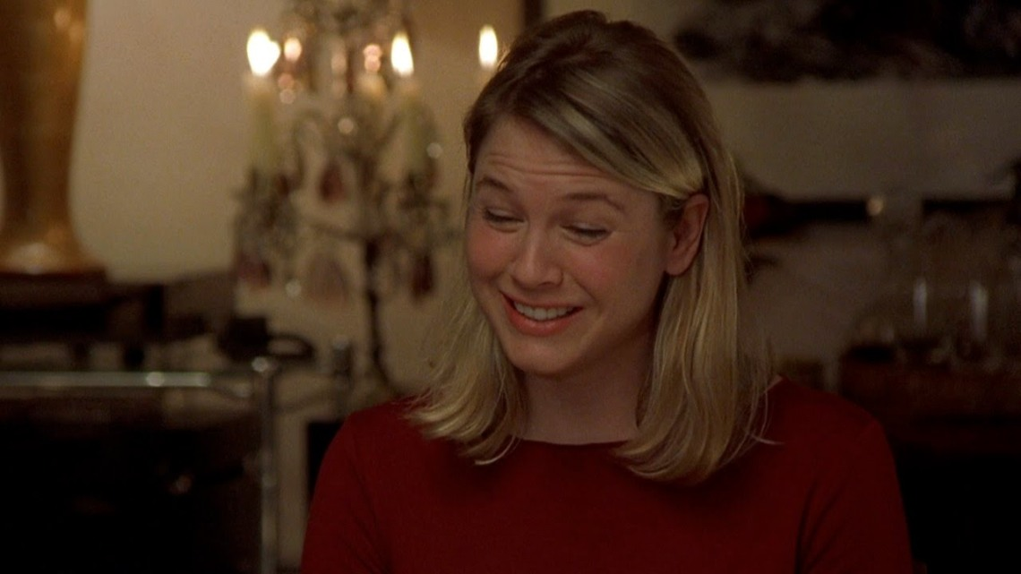 bridget jones faces