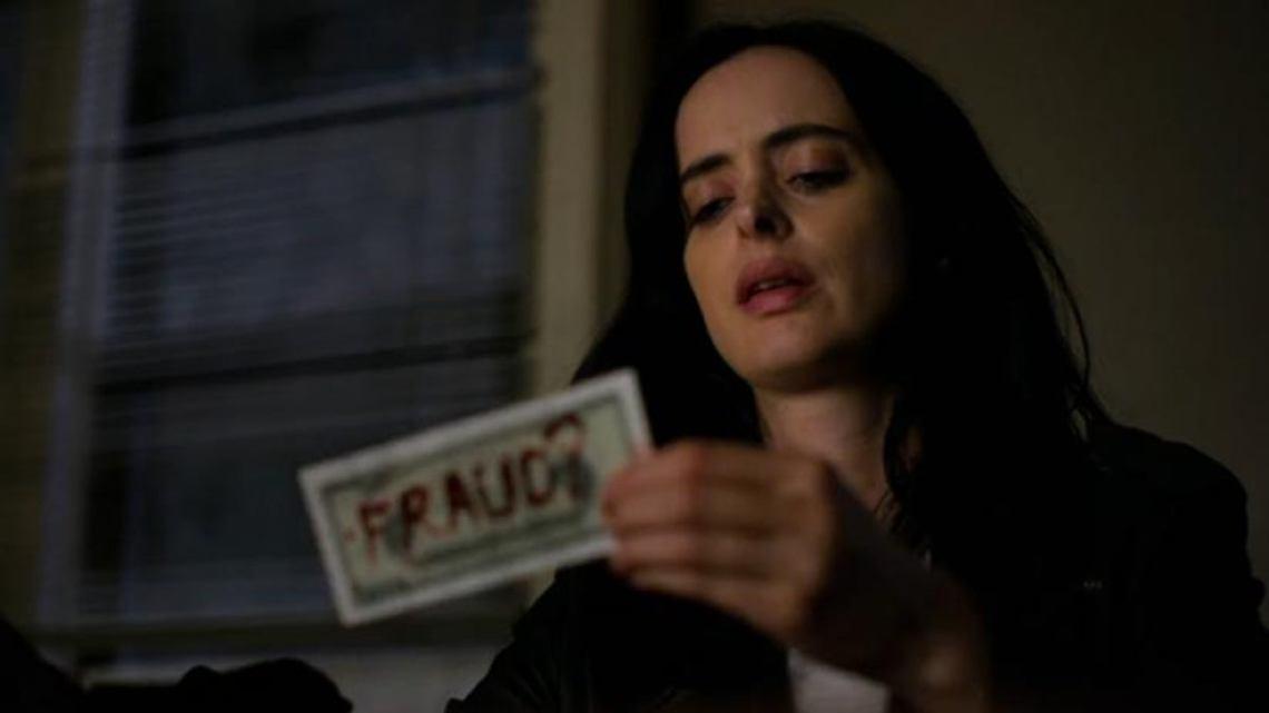 jessica jones fraud