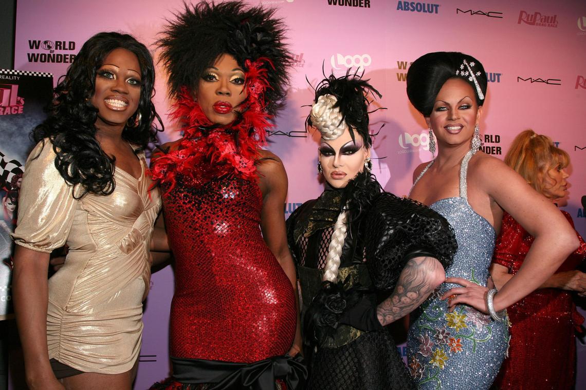 RuPaul's Drag Race Art Show Opening Night Gala