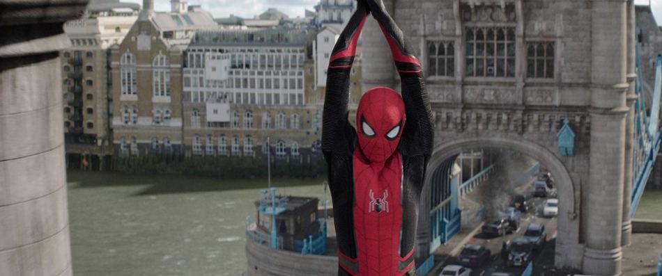 homem aranha longe de casa