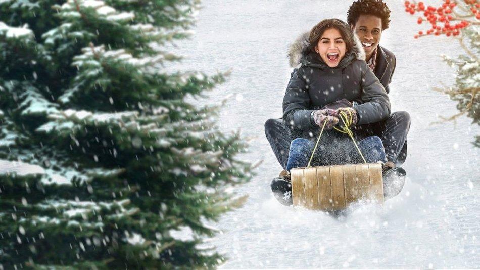 deixe a neve cair filme de natal