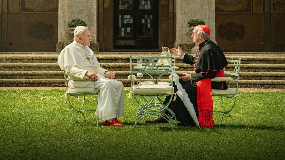 dois papas critica