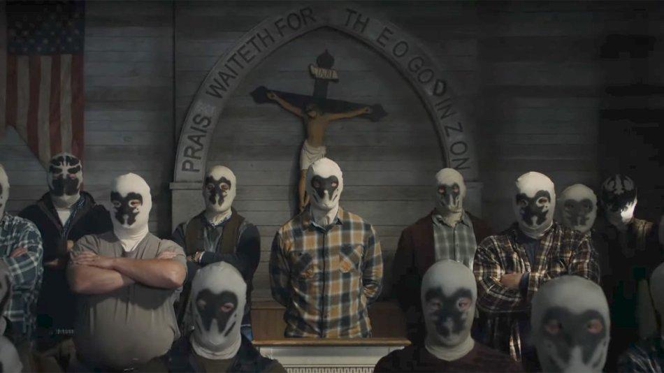 watchmen 7 kavalaria