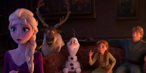 frozen 2 da disney